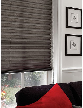 Carmel Pleated Shades