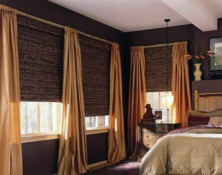 Carmel Woven Wood Shades