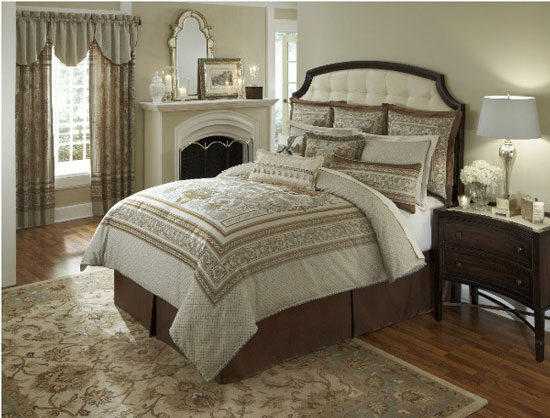 Carmel counties heirloom bedding