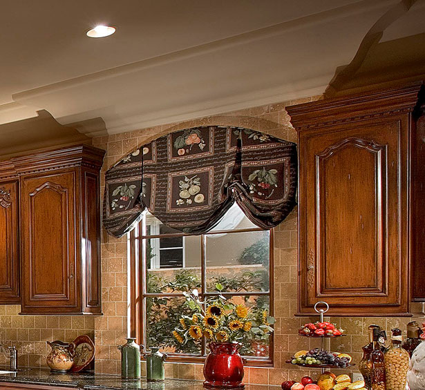 Carmel custom valances