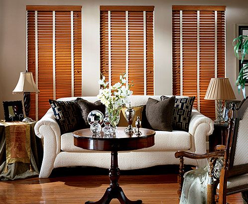 Carmel Wood Blinds